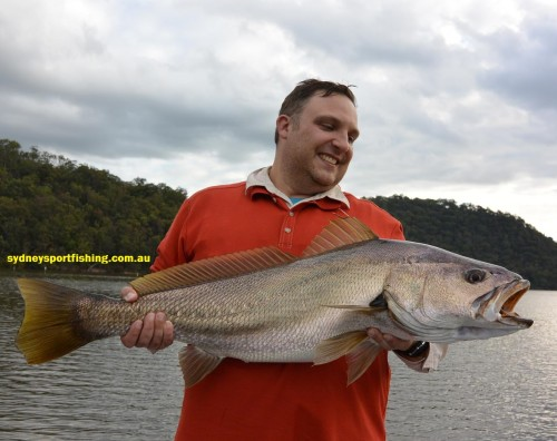 fisihng guide hawkesbury river