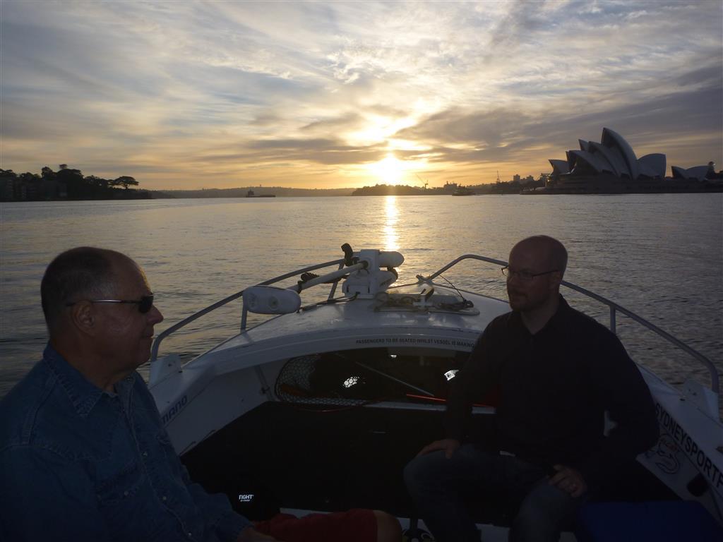 harbour-sunrise