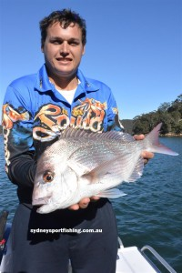 Snapper on soft plastics, no matter there size, are alway a welcome by catch.