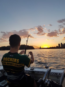 sydney game fishing