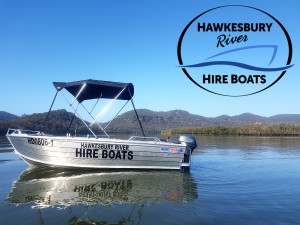 HAwkesbury river hire boats