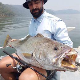 Mulloway/ Jewfish charters
